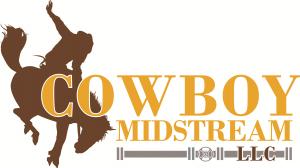Cowboy midstream sponsor logo
