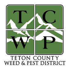 Teton County Weed & Pest District sponsor logo