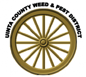 Uinta County Weed & Pest District sponsor logo