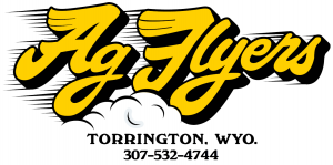 Agflyers sponsor logo