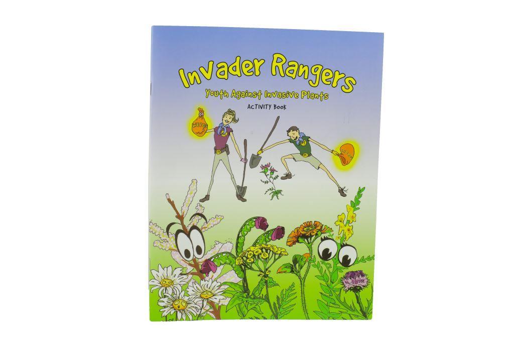 Invader Ranger Booklet