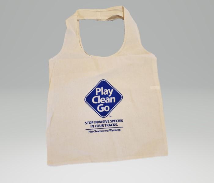 PlayCleanGo Tote Bag, Pack of 10