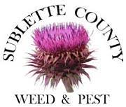 Sublette County Weed & Pest District sponsor logo