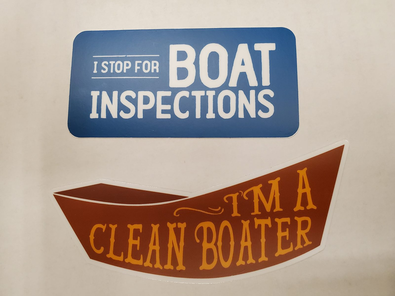 AIS BOAT STICKERS – PACK OF 20 (10 OF EACH)